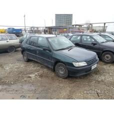 Peugeot 306 1.9 (01.1995 - 12.2001)